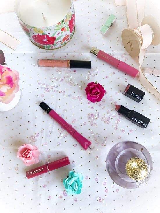 spring lipstick colors