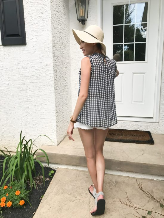 Wardrobe Wednesday: Casual Chic Summer Outfits for Day and Evening day4
