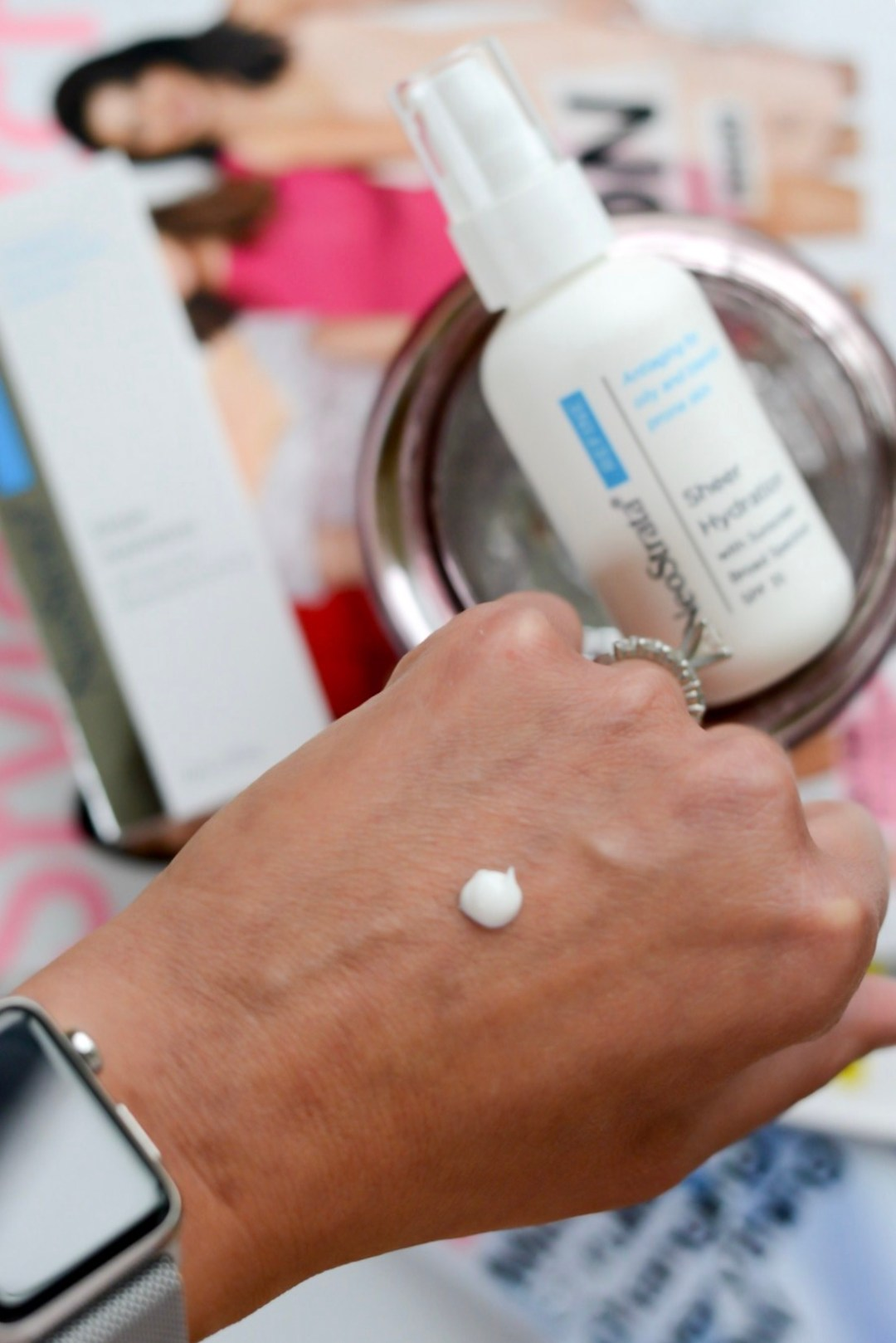 Neostrata Sheer Hydration SPF 35/ Is It Sheer Bliss? skincare