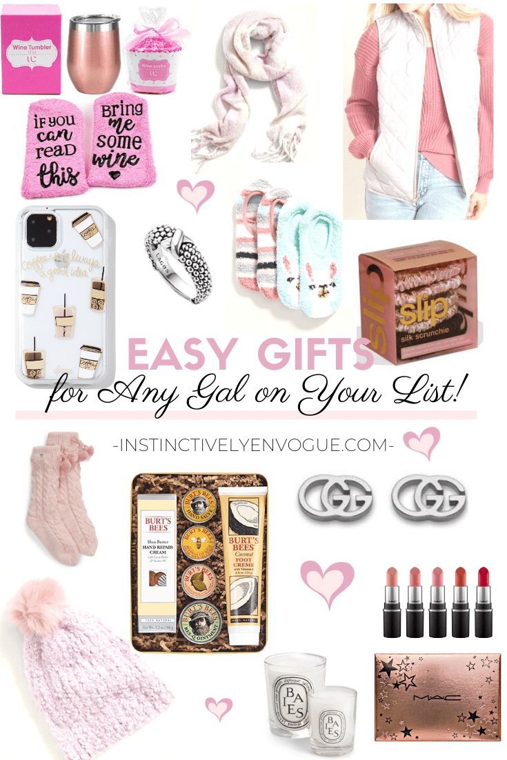 gift guide, easy gifts, holiday gifts, gift ideas, gifts for her