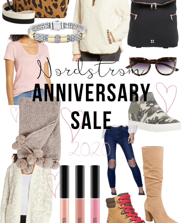 fall style, beauty picks from Nordstrom