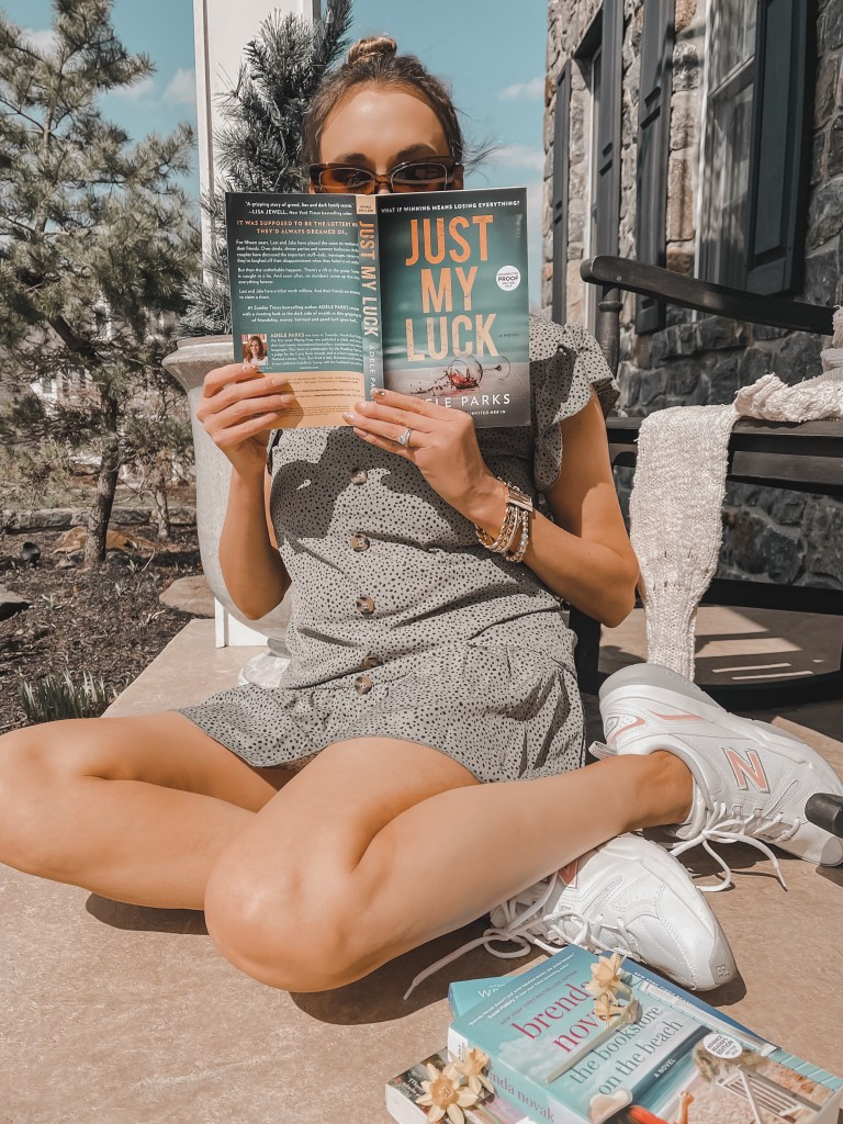 Just My Luck by Adele Parks, books for women, compelling summer reads, beach reads