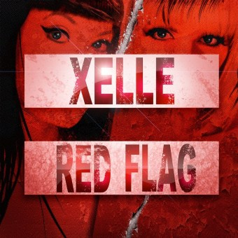 XELLE Red Flag iTunes cover art.jpeg