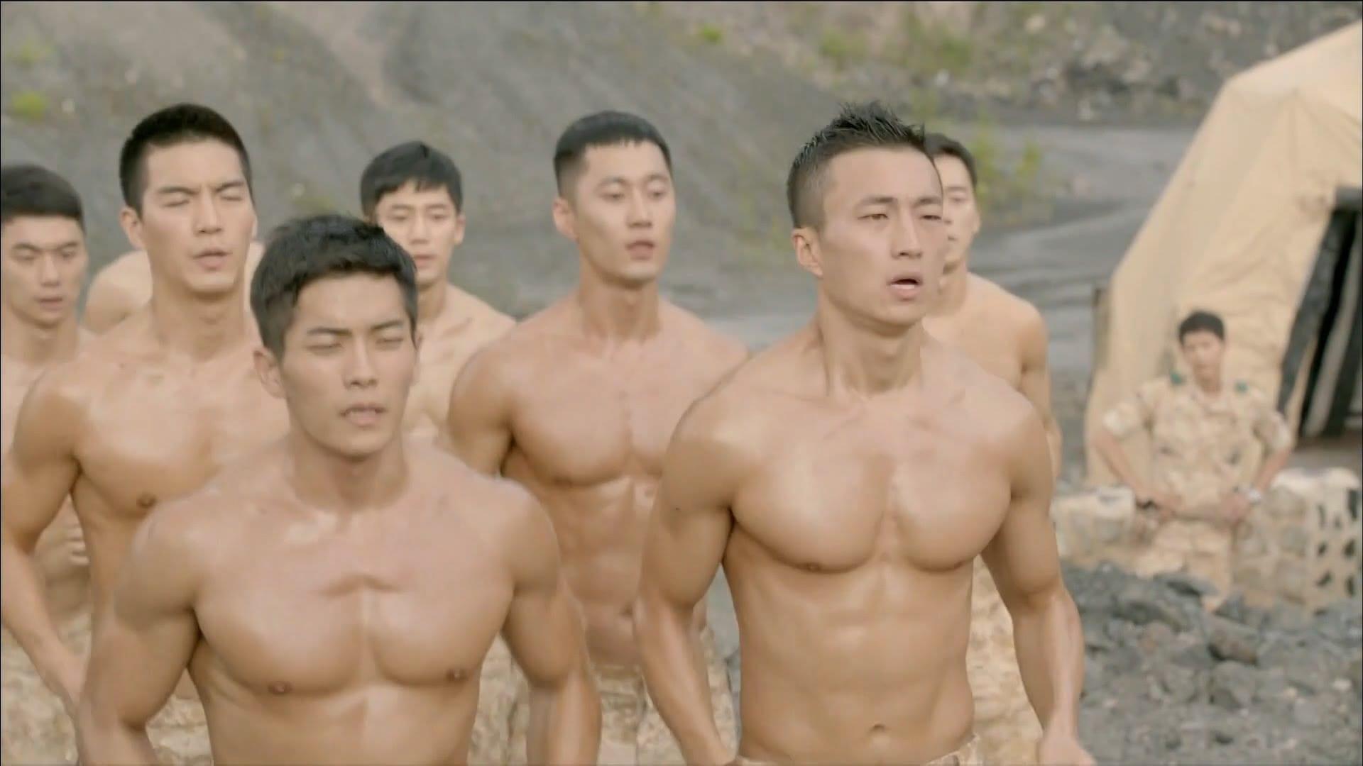 Asian otngagged casting uncut
