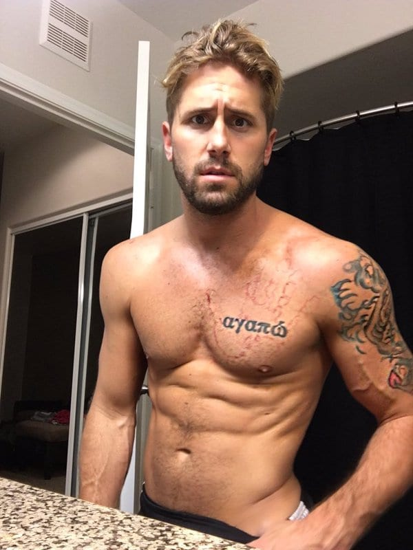 Porn Star Wesley Woods Opens Up About Open Letter to
