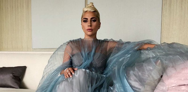 To lady who is 2018 engaged gaga Is Lady