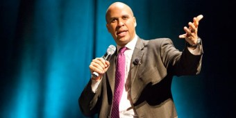 Sen. Cory Booker of New Jersey (photo: Flickr/Anne White)