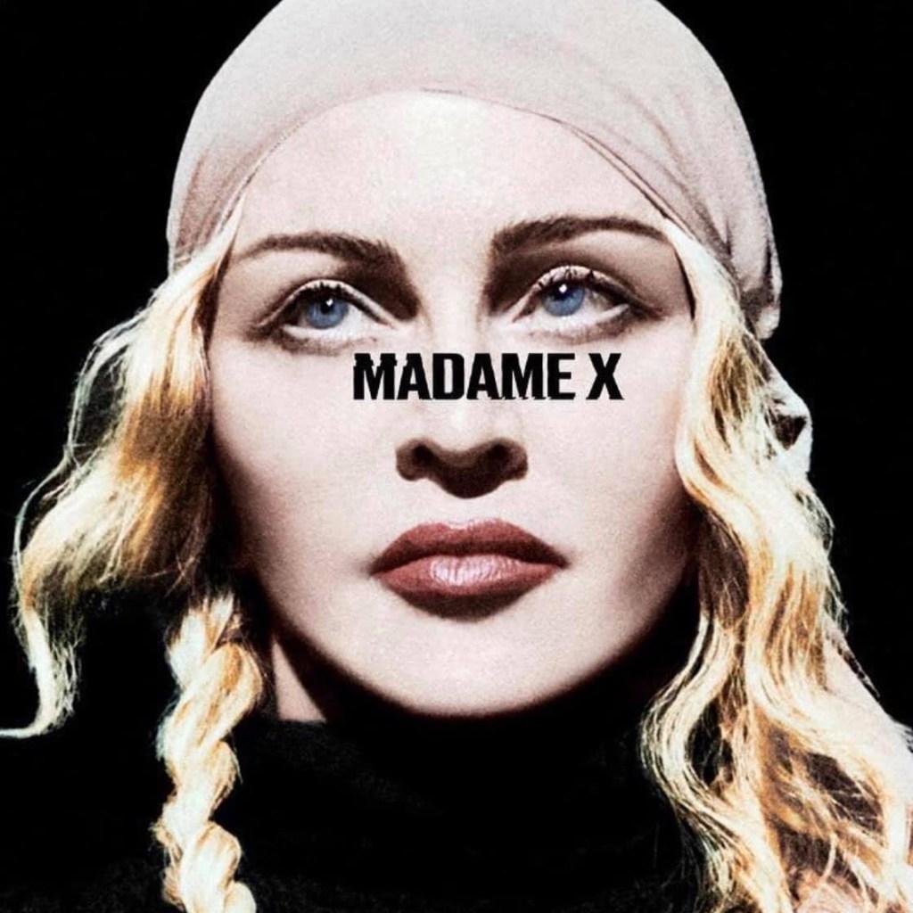 Resultado de imagem para madonna madame x cover art