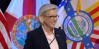 Former police chief Jane Castor elected first openly LGBTQ mayor of Tampa, FL