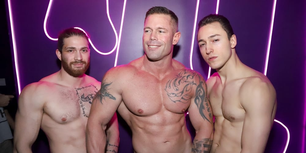 Gay nude parties