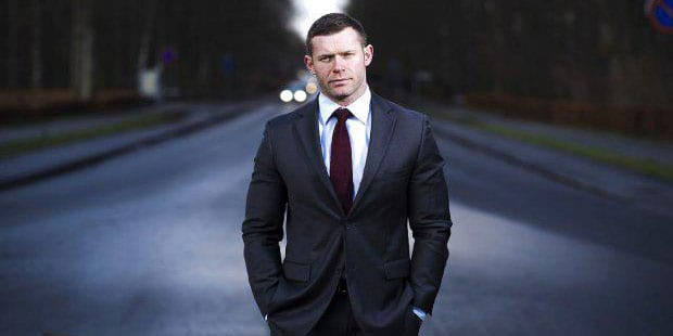 Danish Olympian-turned-politician Joachim B. Olsen (image via Facebook)