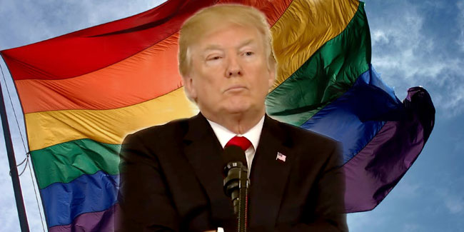 Donald Trump recognizes LGBTQ Pride Month via Twitter