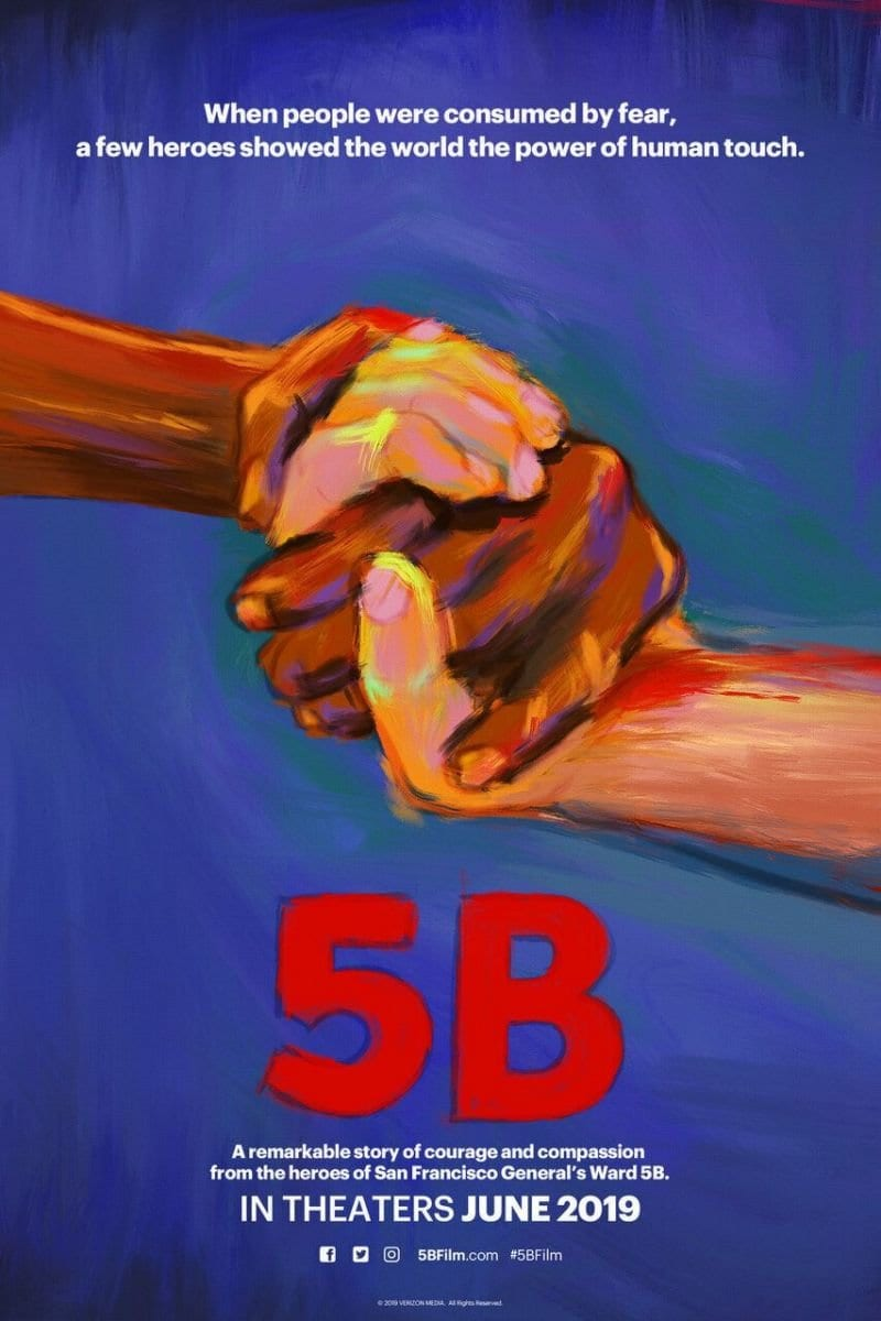 "The new documentary ""5B"" chronicles the story of first hospital ward dedicated to treating AIDS patients"