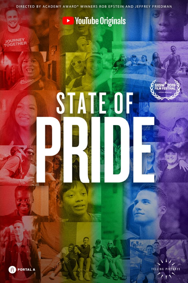 Official poster for 'State of Pride'
