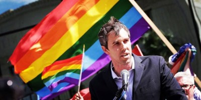 Beto O'Rourke announced a wide-ranging list of actions he would take on behalf of LGBTQs as president