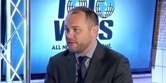 New York City Council Speaker Corey Johnson (screen capture)