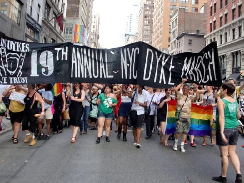 nyc dyke march 2019