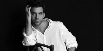 Out singer/songwriter Mika releases his latest single 'Ice Cream' (photo: Peter Lindbergh)