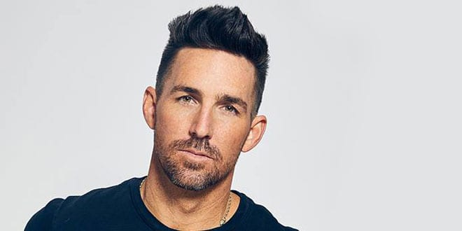 Country star Jake Owen clapped back at a hater who complained about his tribute to LGBTQ friends during Pride Month