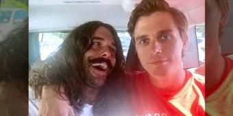 'Queer Eye' stars Jonathan Van Ness & Antoni Porowski