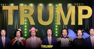 Randy Rainbow remembers the 'Seasons of Trump'
