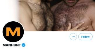 Manhunt Twitter header