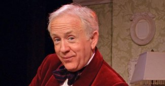 Leslie Jordan will be honored by the Society of LGBTQ Critics with their 'Timeless Star' Award at the Dorians Film Toast 2021