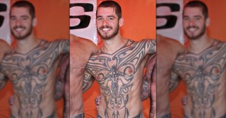 Ex-gay porn performer Logan McCree