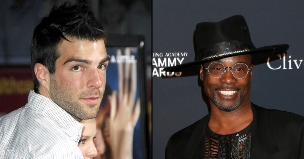 Out actors Zachary Quinto and Billy Porter join the cast of Disney+ animated series The Proud Family: