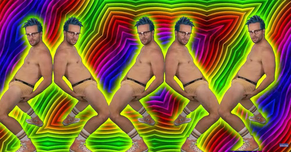 Tom Goss in 'Nerdy Bear: The Markaholic Remix'