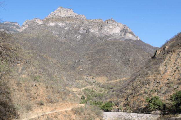 Urique Mexico