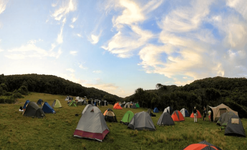 Plan your camping trip
