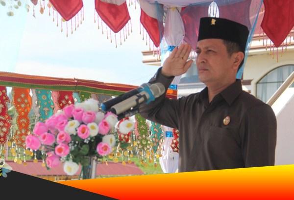 Peringati Harkitnas, Wabup Bolmong : Relevansi Sumpah Palapa dengan Demokrasi Indonesia