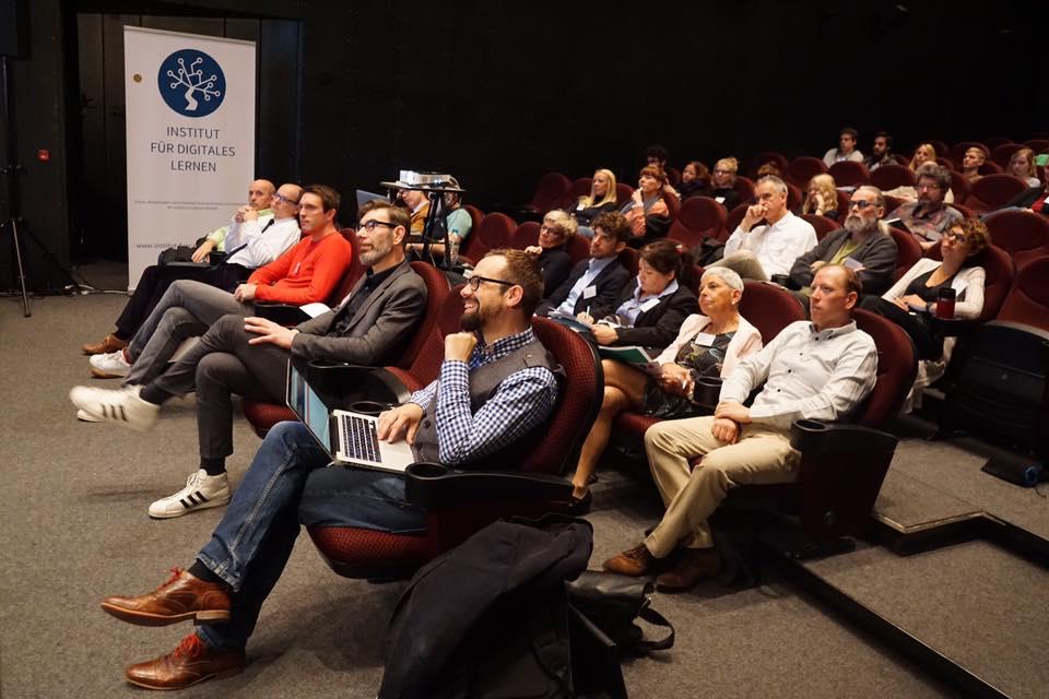 Das Institut für digitales Lernen auf der Tagung GDM