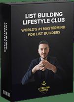 List Building Lifestyle Club