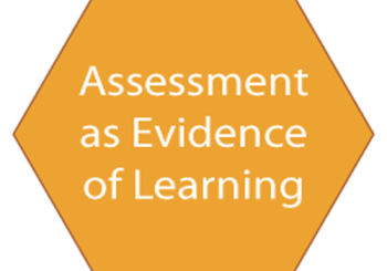 Assessment as Evidence of Learning