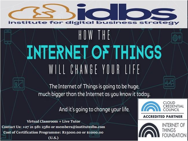 IoT  Certificate Training