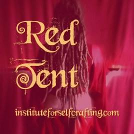 Red Tent with Hollie B.
