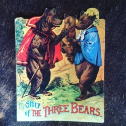 "The story we now know as ""Goldilocks"" was once simply called ""The Three Bears"" and is littered with ancient universal symbolism and sacred power..."