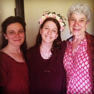Emerging equally for Mother's Day