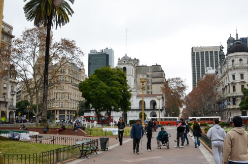 Buenos Aires, Argentina. Photo by: Institute for International Communication