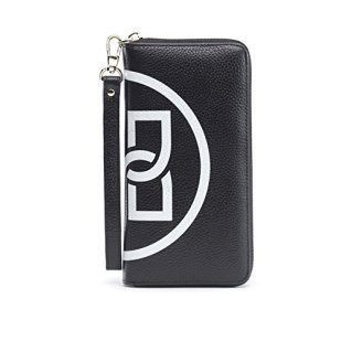 bolvaint-freya-black-and-white-motif-ziparound-wallet