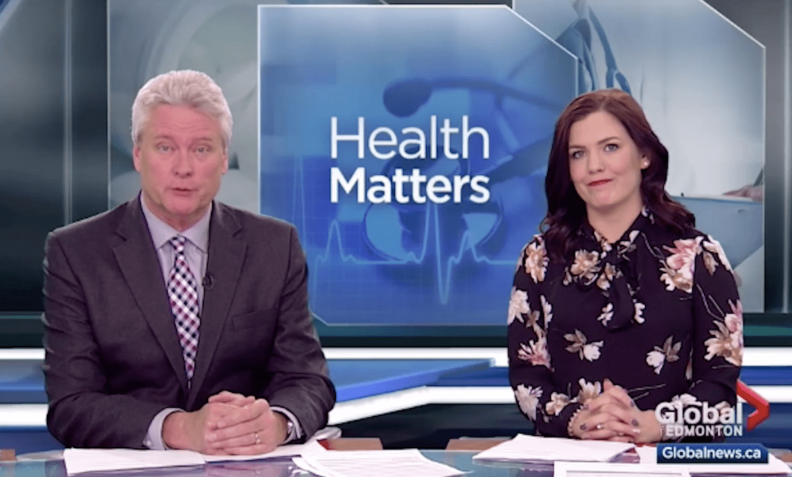 AHDH in Children: Health Matters Interview on Global News