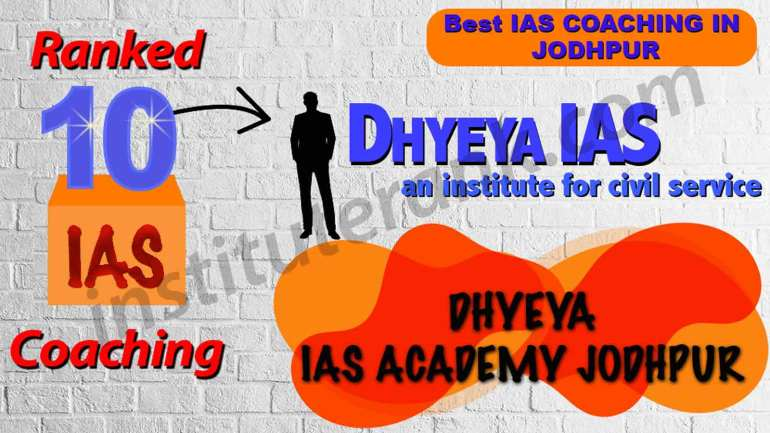 Best IAS Coaching in Jodhpur