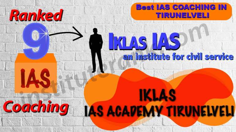 Best IAS Coaching in Tirunelveli