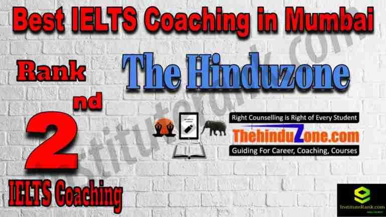 2nd Best IELTS Coaching in Mumbai