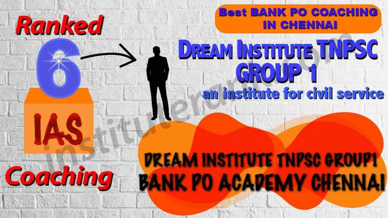 Best BANK PO Coaching in Chennai