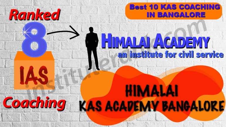 Best KAS Coaching in Bangalore