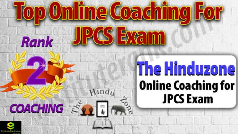 Top Online Coaching for JPSC Exam Preparation