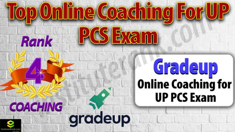 Top Online Coaching for UP PCS Exam Preparation